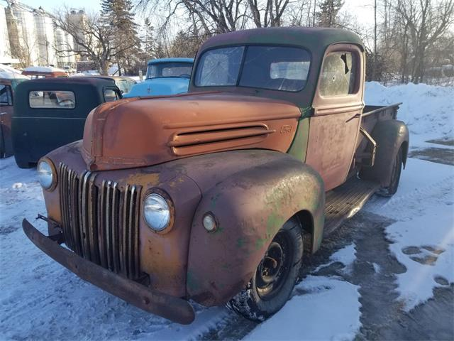 1946 Ford 1/2 Ton Pickup (CC-1328179) for sale in Thief River Falls, Minnesota