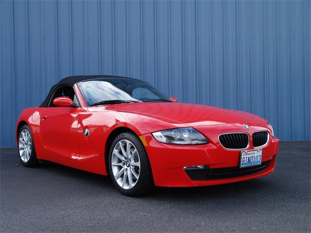 2007 BMW Z4 (CC-1328188) for sale in Spokane, Washington