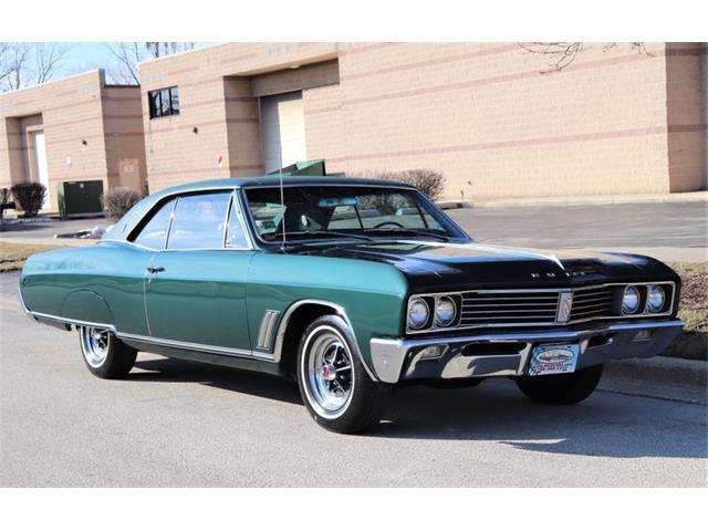 1967 Buick Skylark (CC-1328214) for sale in Alsip, Illinois