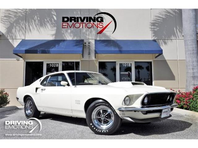 1969 Ford Mustang (CC-1328222) for sale in West Palm Beach, Florida