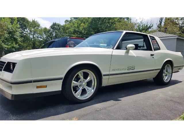 1984 Chevrolet Monte Carlo SS (CC-1328224) for sale in Mundelein, Illinois
