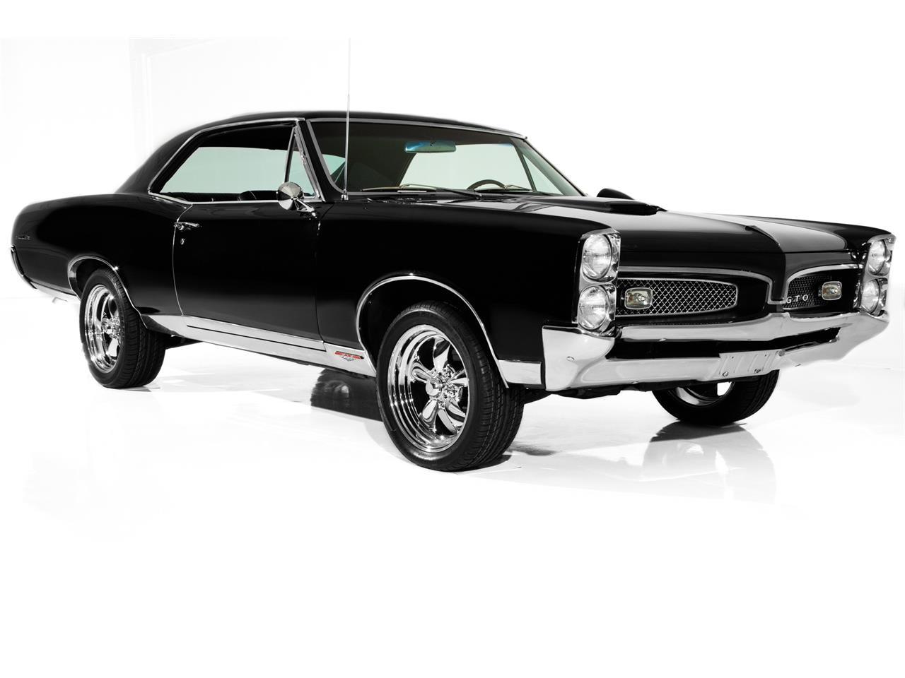1967 Pontiac GTO (CC-1328238) for sale in Des Moines, Iowa