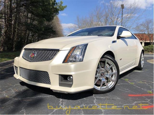 2011 Cadillac CTS (CC-1328248) for sale in Atlanta, Georgia