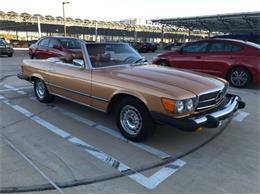1975 Mercedes-Benz 450SL (CC-1328255) for sale in Cadillac, Michigan