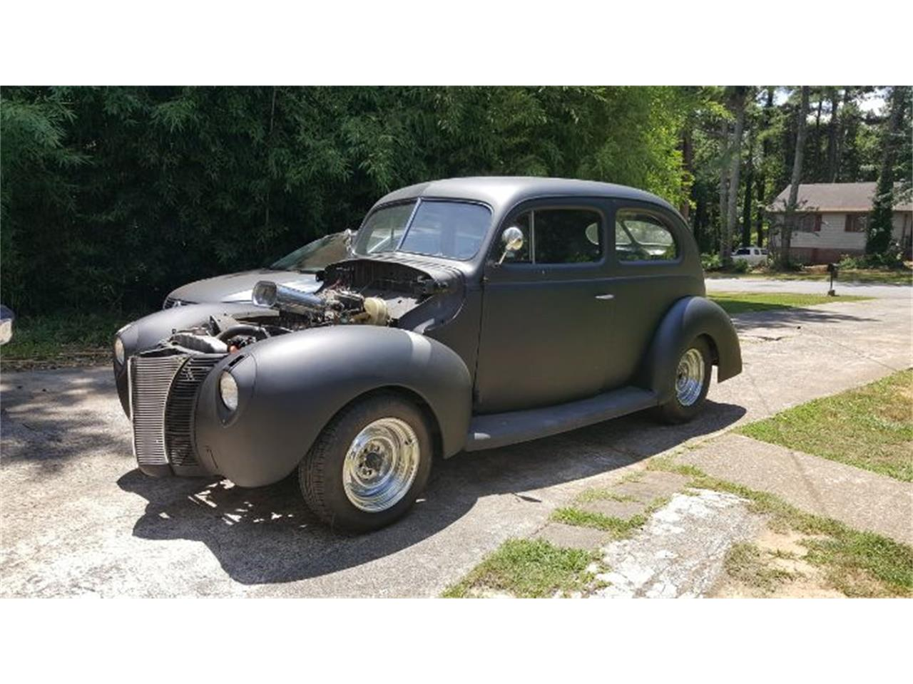 1940 Ford Sedan (CC-1328259) for sale in Cadillac, Michigan