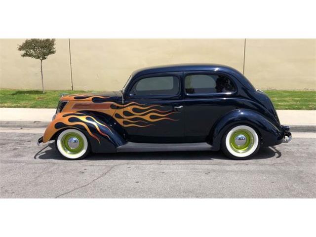 1937 Ford Sedan (CC-1328264) for sale in Cadillac, Michigan