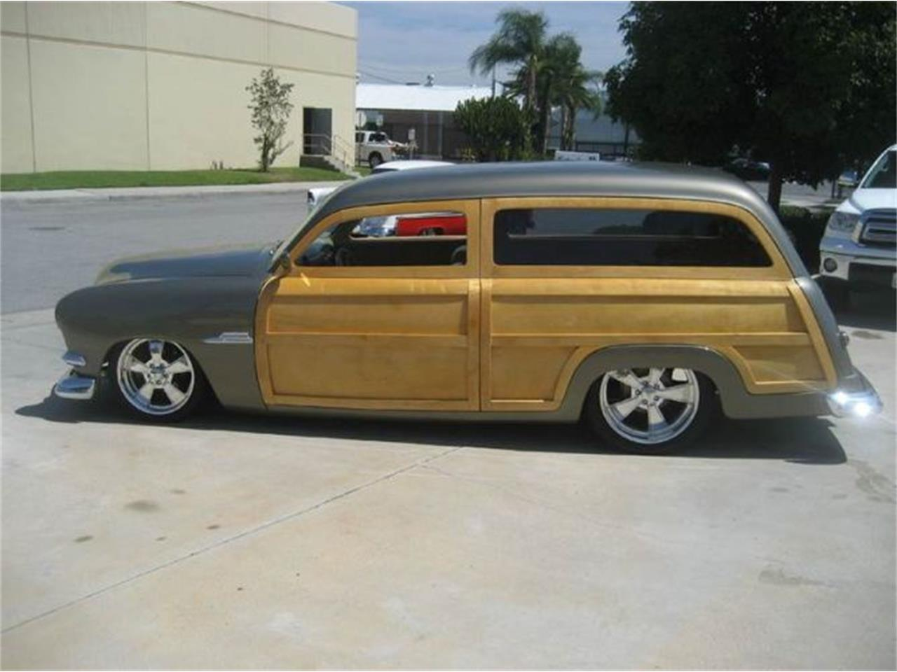 1951 Ford Woody Wagon (CC-1328269) for sale in Cadillac, Michigan