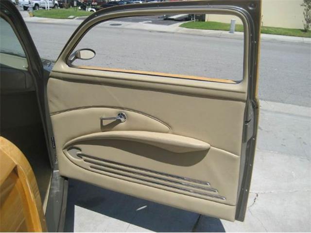 1951 Ford Woody Wagon (CC-1328269) for sale in Cadillac, Michigan
