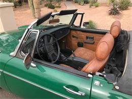 1977 MG MGB (CC-1328272) for sale in Cadillac, Michigan