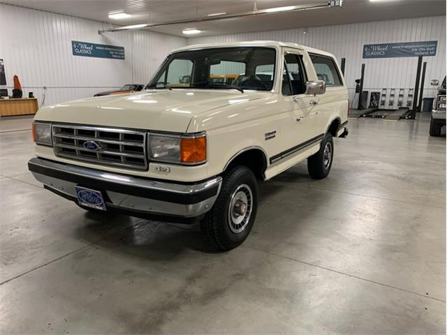1987 Ford Bronco (CC-1320828) for sale in Holland , Michigan