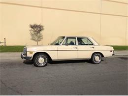 1973 Mercedes-Benz 220D (CC-1328281) for sale in Cadillac, Michigan