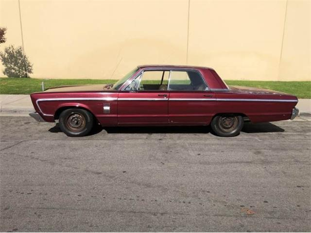 1966 Plymouth Fury (CC-1328288) for sale in Cadillac, Michigan