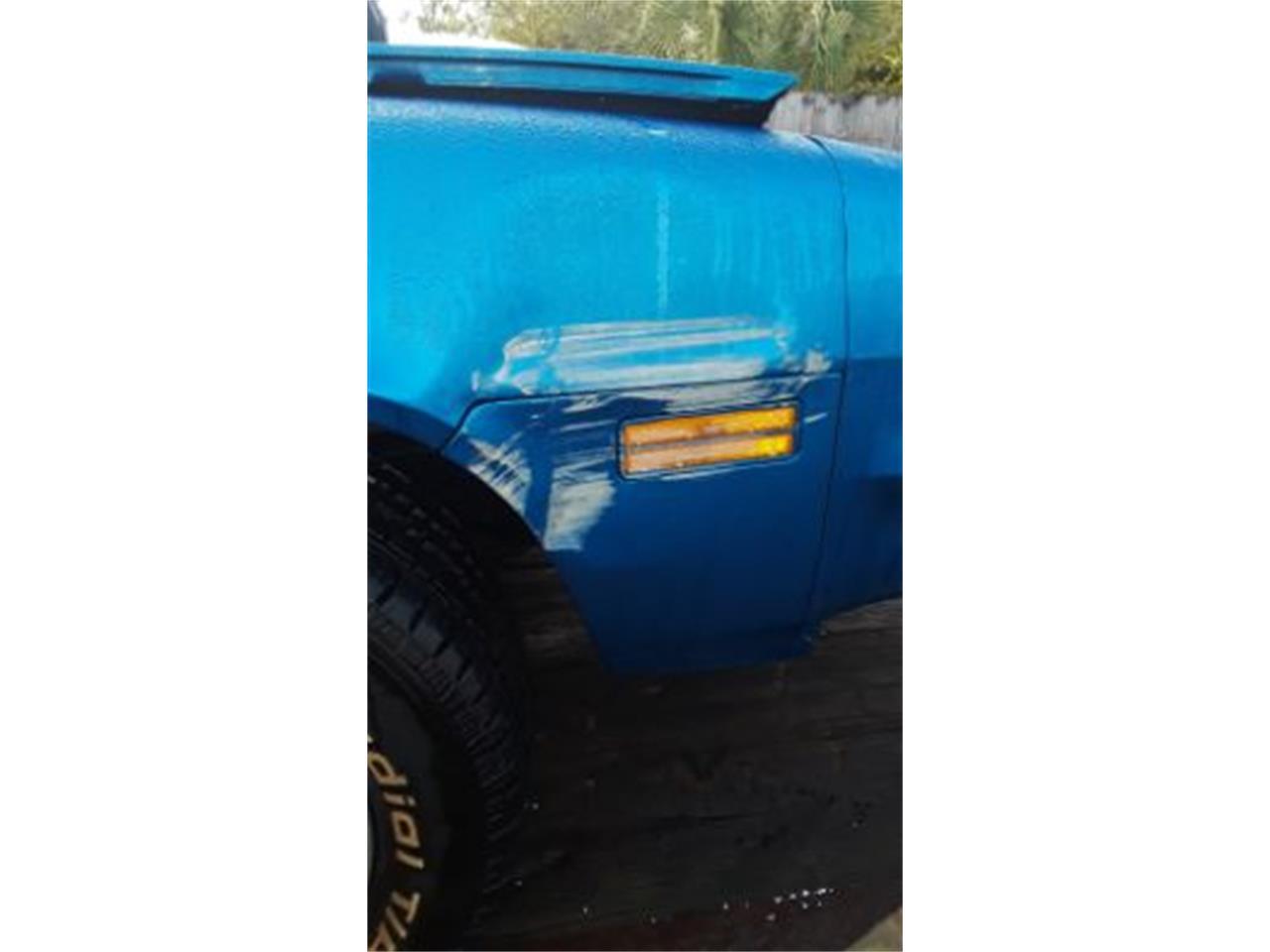 1978 Chevrolet Camaro (CC-1328289) for sale in Cadillac, Michigan