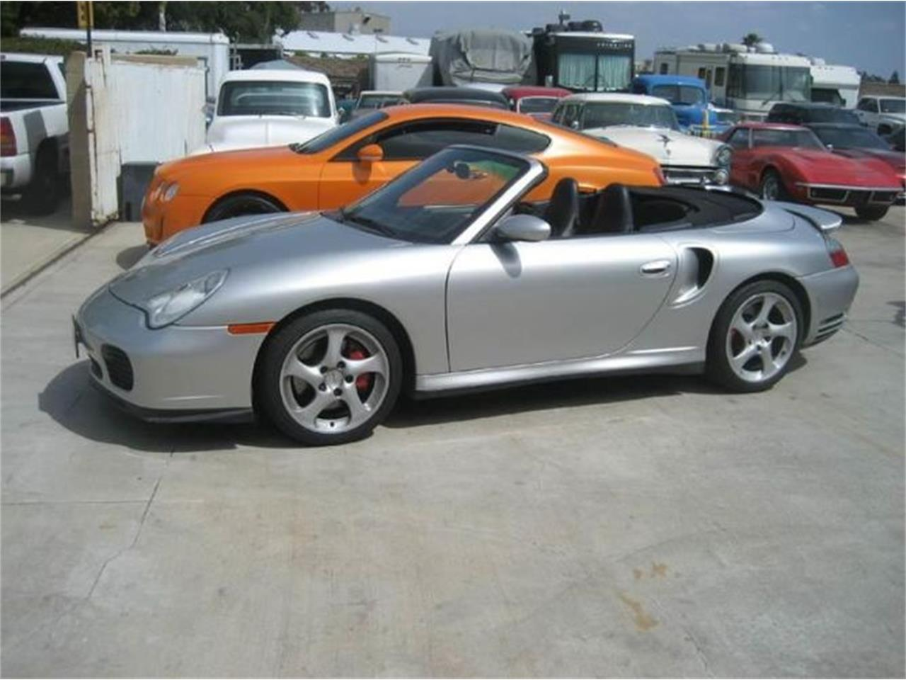 2004 Porsche 911 (CC-1328290) for sale in Cadillac, Michigan