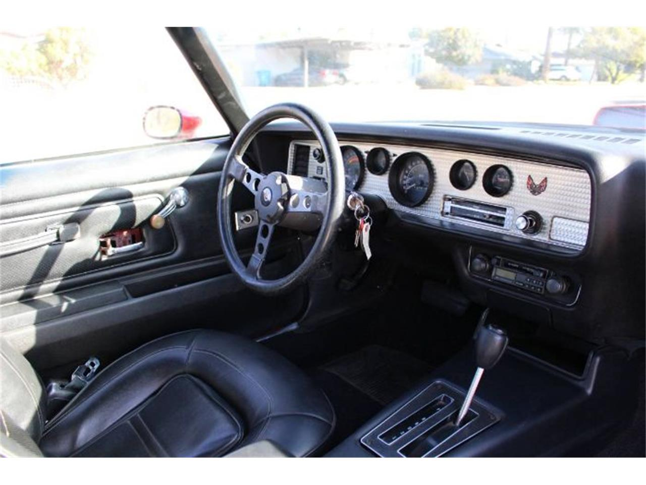 1973 Pontiac Firebird Trans Am (CC-1328292) for sale in Cadillac, Michigan