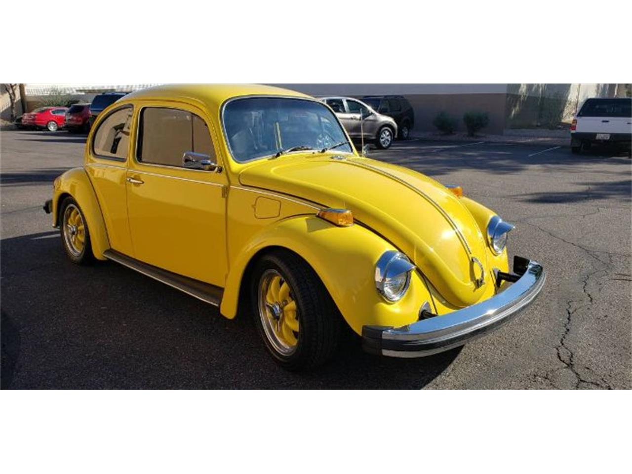 1974 Volkswagen Beetle (CC-1328299) for sale in Cadillac, Michigan