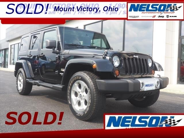 2013 Jeep Wrangler (CC-1328317) for sale in Marysville, Ohio
