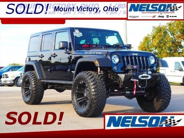 2015 Jeep Wrangler (CC-1328318) for sale in Marysville, Ohio