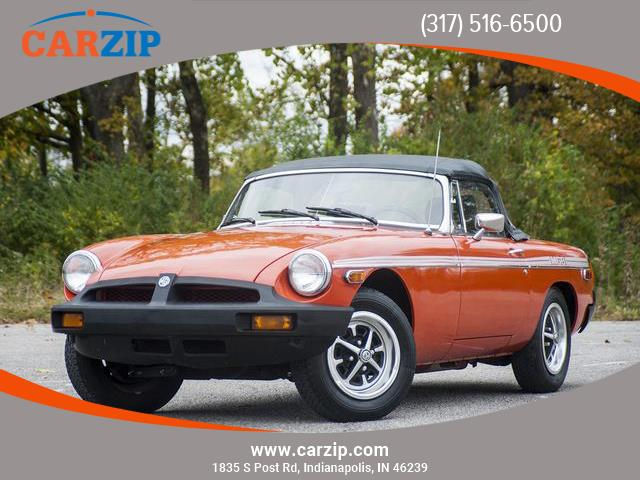 1975 MG MGB (CC-1328335) for sale in Indianapolis, Indiana
