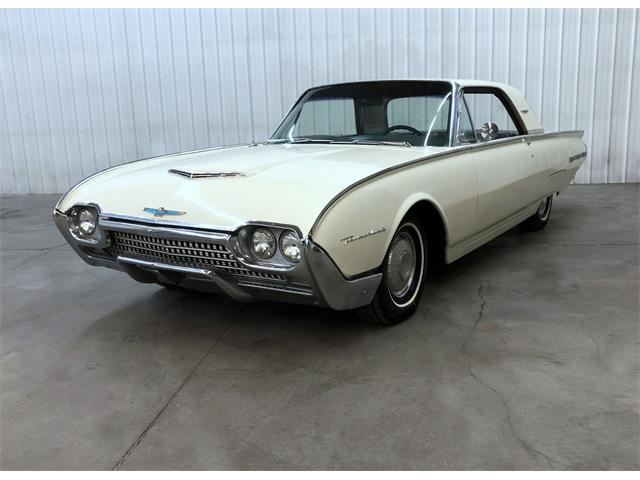 1962 Ford Thunderbird (CC-1328348) for sale in Maple Lake, Minnesota