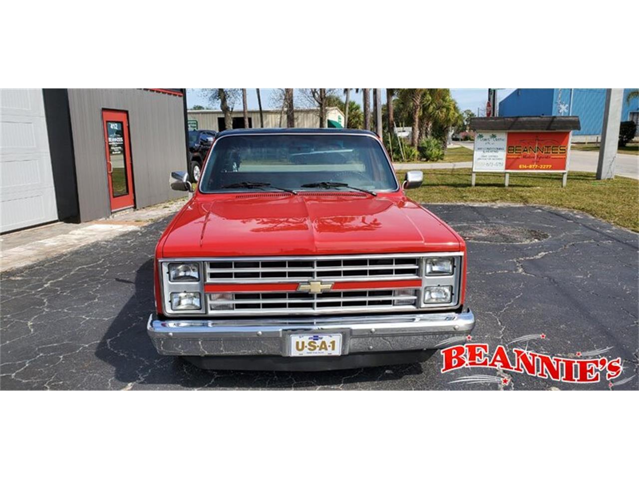 1986 Chevrolet C10 (CC-1320835) for sale in Daytona Beach, Florida