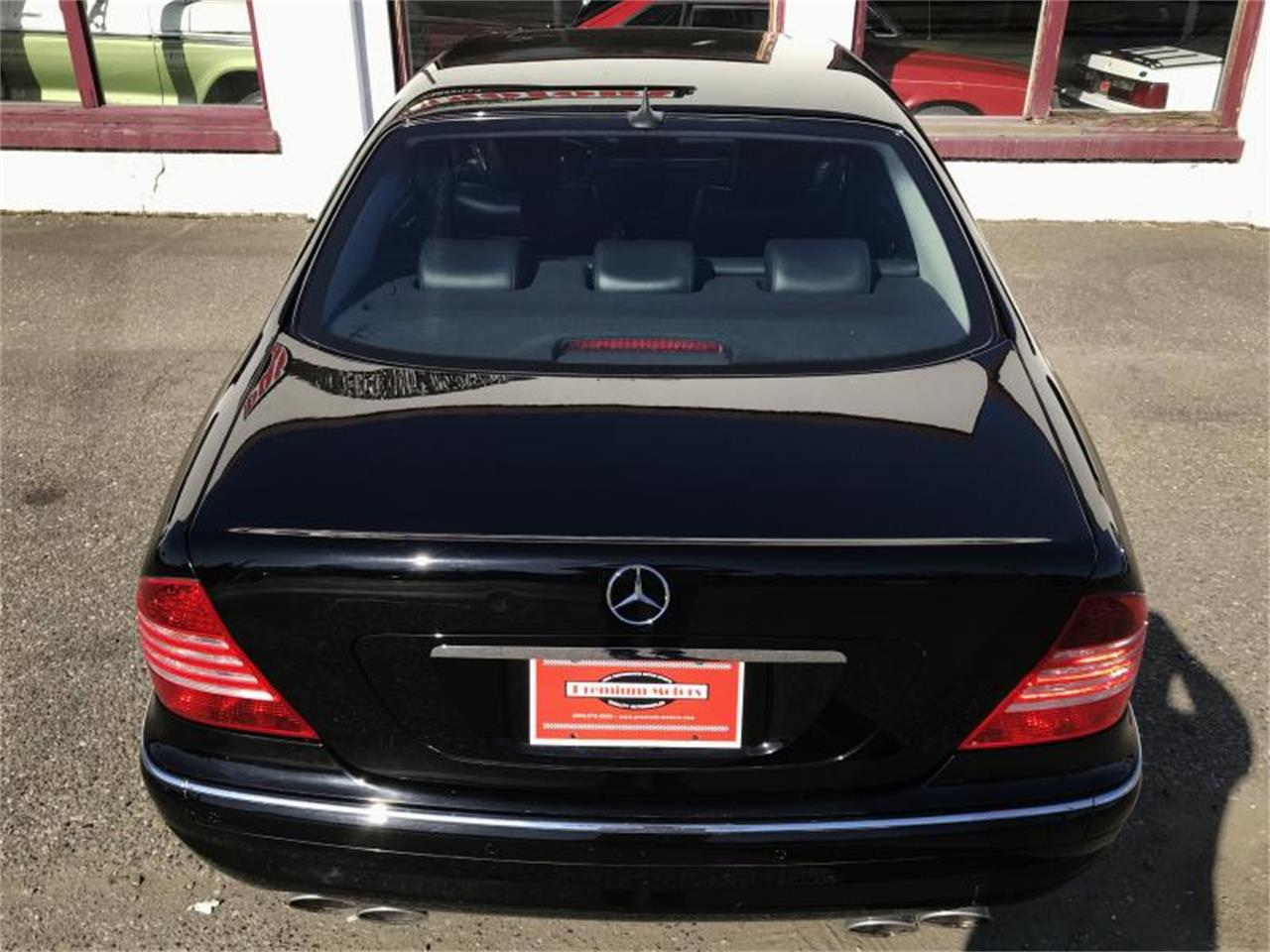 2003 Mercedes-Benz S-Class (CC-1328350) for sale in Tocoma, Washington