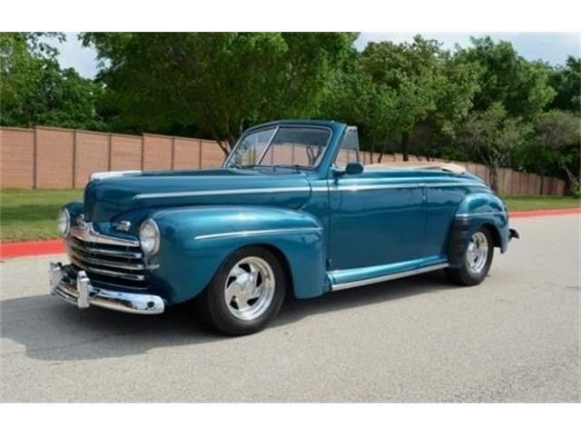 1946 Ford Convertible (CC-1328369) for sale in Fountain Hills, Arizona