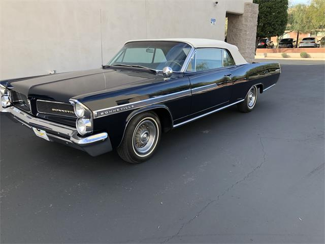 1963 Pontiac Bonneville (CC-1328385) for sale in Fountain Hills, Arizona