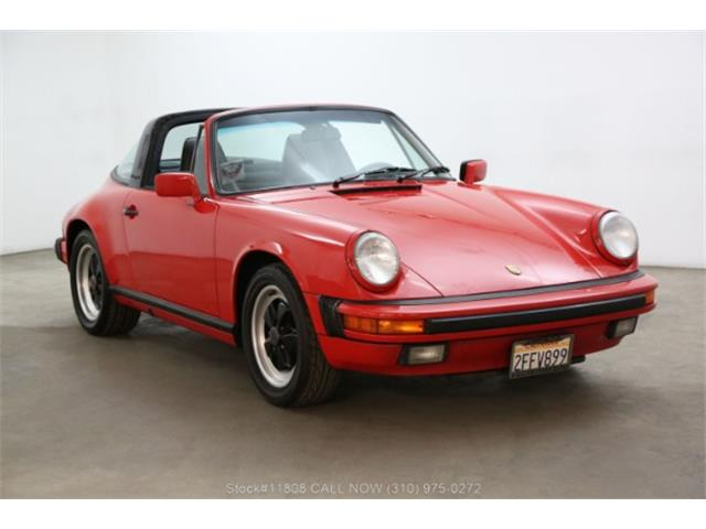 1987 Porsche Carrera (CC-1328404) for sale in Beverly Hills, California