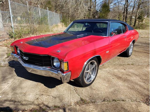 1972 Chevrolet Chevelle (CC-1328425) for sale in Collierville, Tennessee