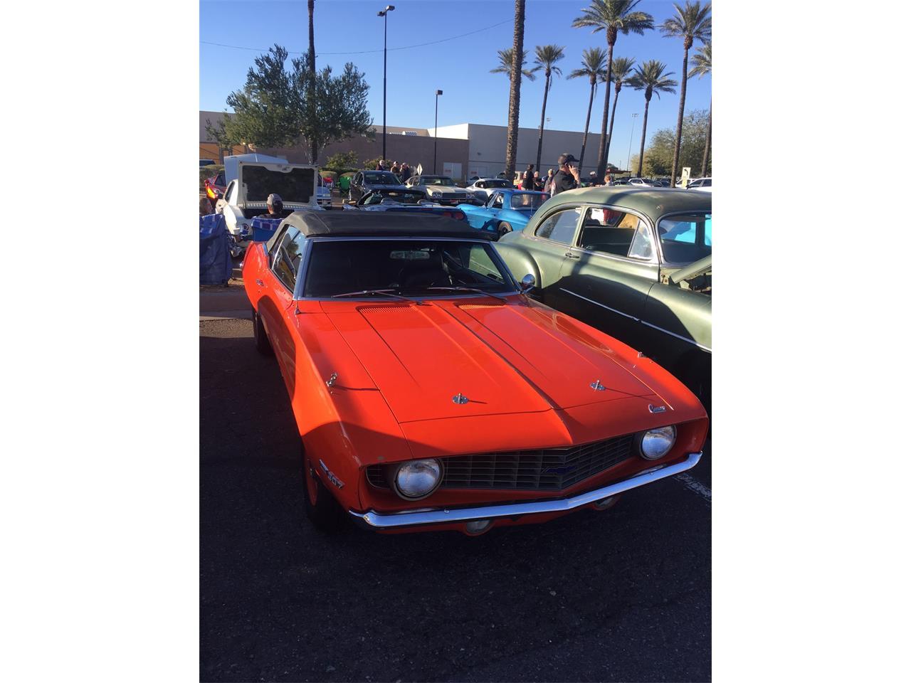 1969 Chevrolet Camaro (CC-1320843) for sale in Phoenix, Arizona