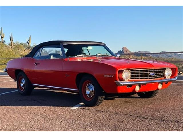 1969 Chevrolet Camaro (CC-1320843) for sale in Phoenix, Arizona
