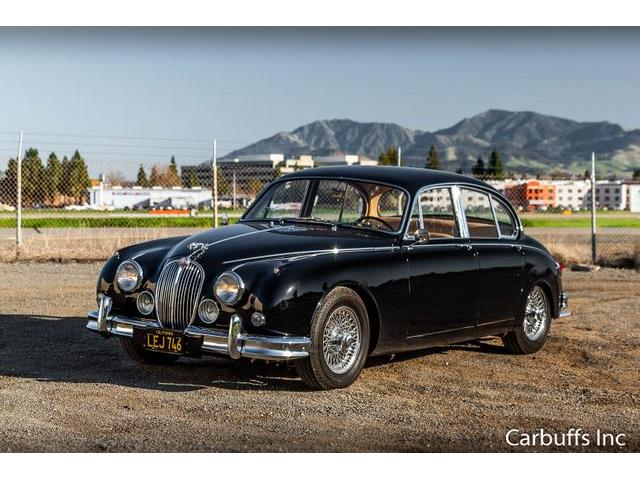1960 Jaguar Mark II (CC-1328433) for sale in Concord, California