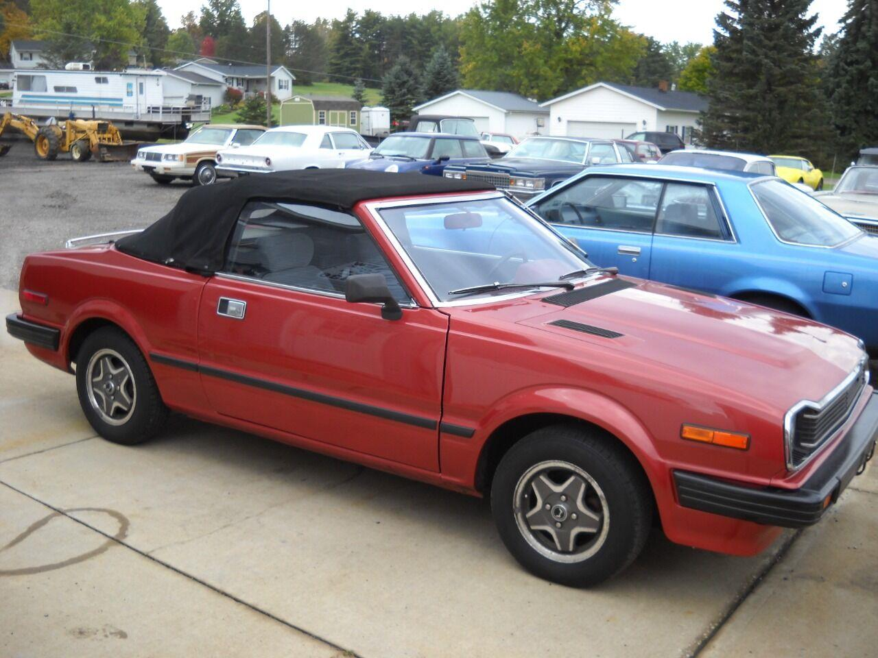 1981 Honda Prelude (CC-1328442) for sale in Ashland, Ohio
