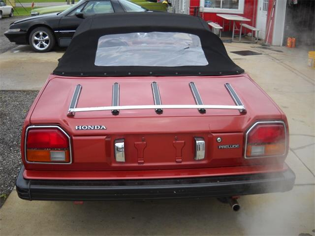 1981 Honda Prelude (CC-1328442) for sale in Ashland, Ohio
