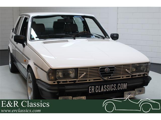 1982 Alfa Romeo Giulietta Spider (CC-1328444) for sale in Waalwijk, Noord-Brabant