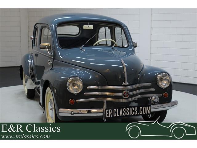 1958 Renault 4CV (CC-1328445) for sale in Waalwijk, Noord-Brabant