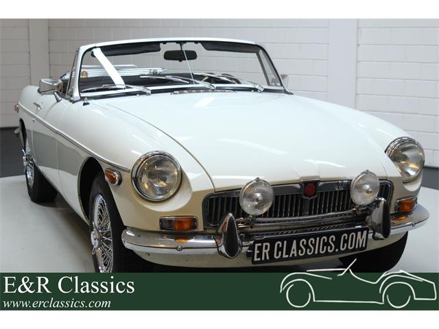 1975 MG MGB (CC-1328446) for sale in Waalwijk, Noord-Brabant