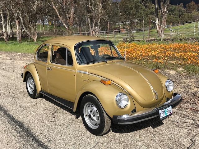 1974 Volkswagen Super Beetle (CC-1328451) for sale in Dallas, Texas