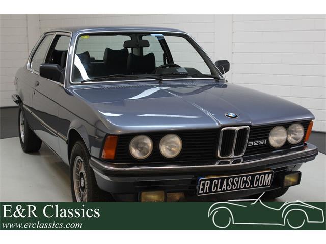 1980 BMW 3 Series