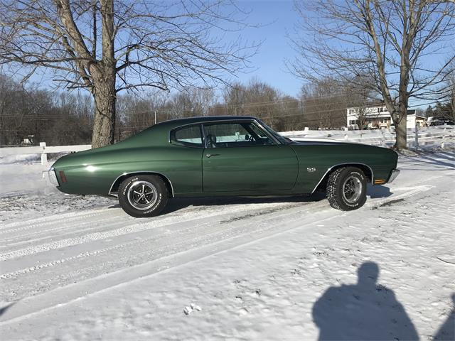 1970 Chevrolet Chevelle SS (CC-1328459) for sale in Brewerton , New York