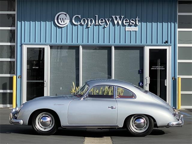 1956 Porsche 356A (CC-1328464) for sale in Newport Beach, California