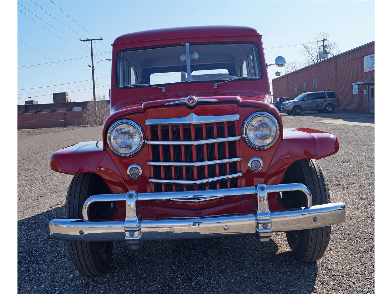 1950 Willys Jeep Wagon (CC-1328465) for sale in canton, Ohio