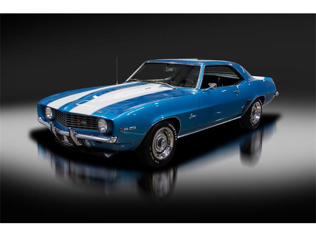 1969 Chevrolet Camaro (CC-1328467) for sale in Seekonk, Massachusetts