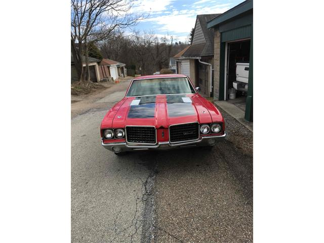 1972 Oldsmobile Cutlass Supreme (CC-1328483) for sale in Pittsburgh, Pennsylvania