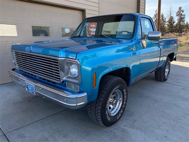 1977 GMC Sierra 1500 (CC-1328488) for sale in Bend, Oregon