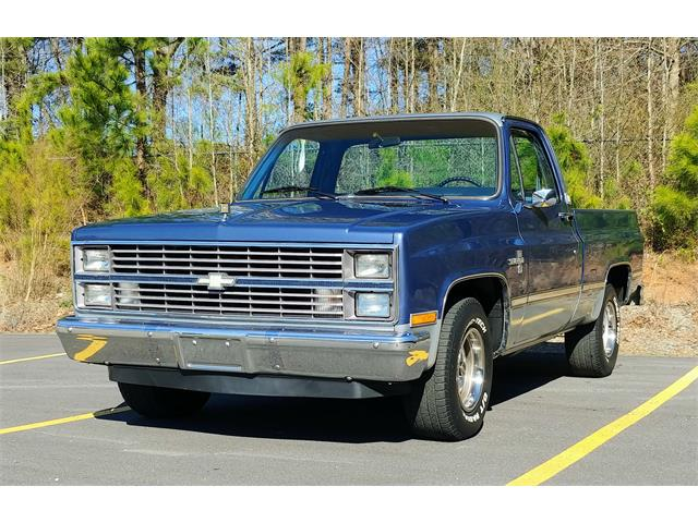 1984 Chevrolet C10 (CC-1328492) for sale in Cumming , GA