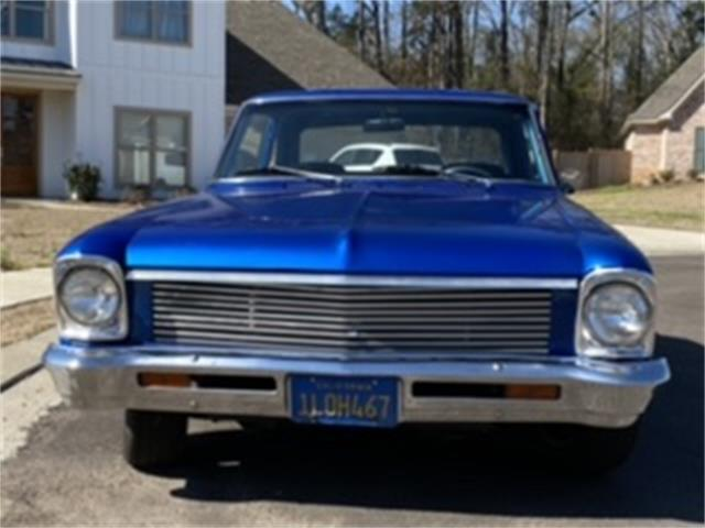 1966 Chevrolet Chevy II (CC-1328493) for sale in Brandon, Mississippi