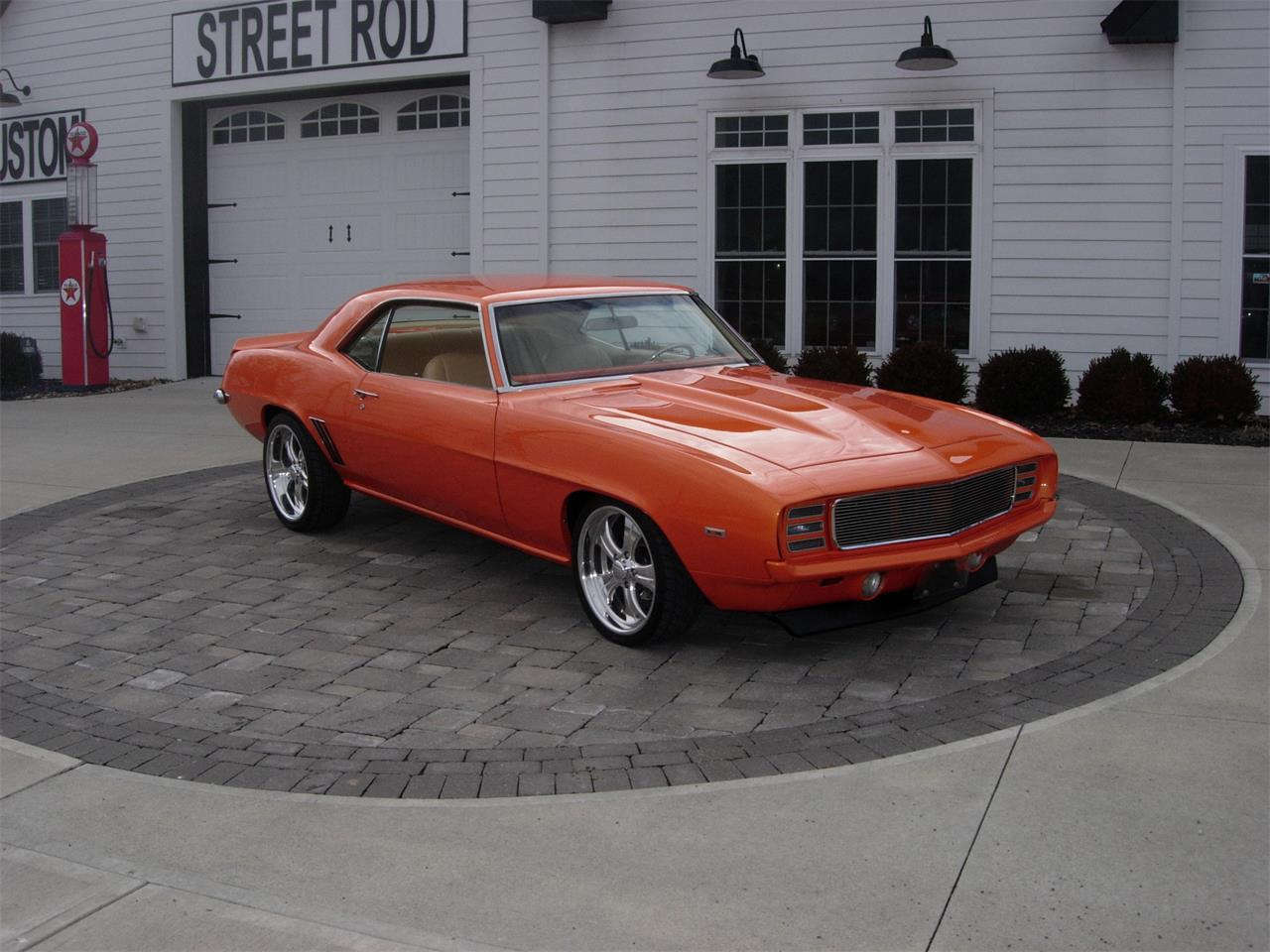 1969 Chevrolet Camaro RS/SS (CC-1328494) for sale in Newark, Ohio