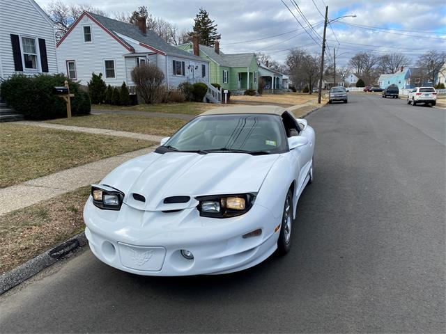 2002 Pontiac Firebird Trans Am (CC-1328508) for sale in Stratford, Connecticut